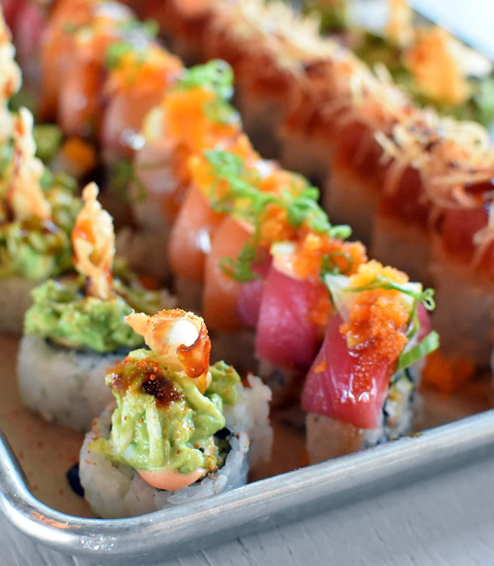 Hōru Sushi Kitchen - hero