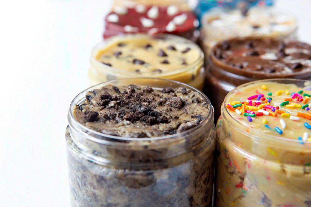 NoBaked Cookie Dough - vendor background