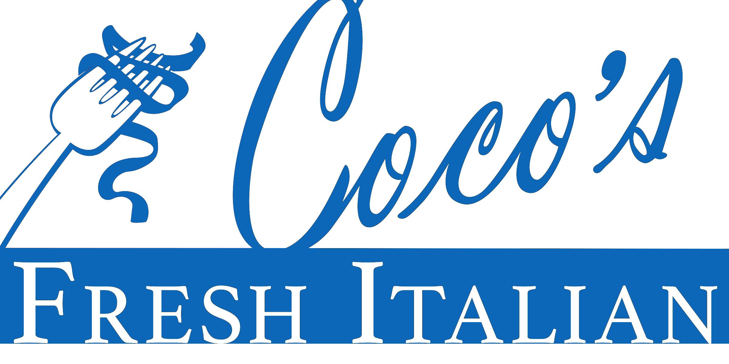 Coco's Fresh Italian - vendor logo