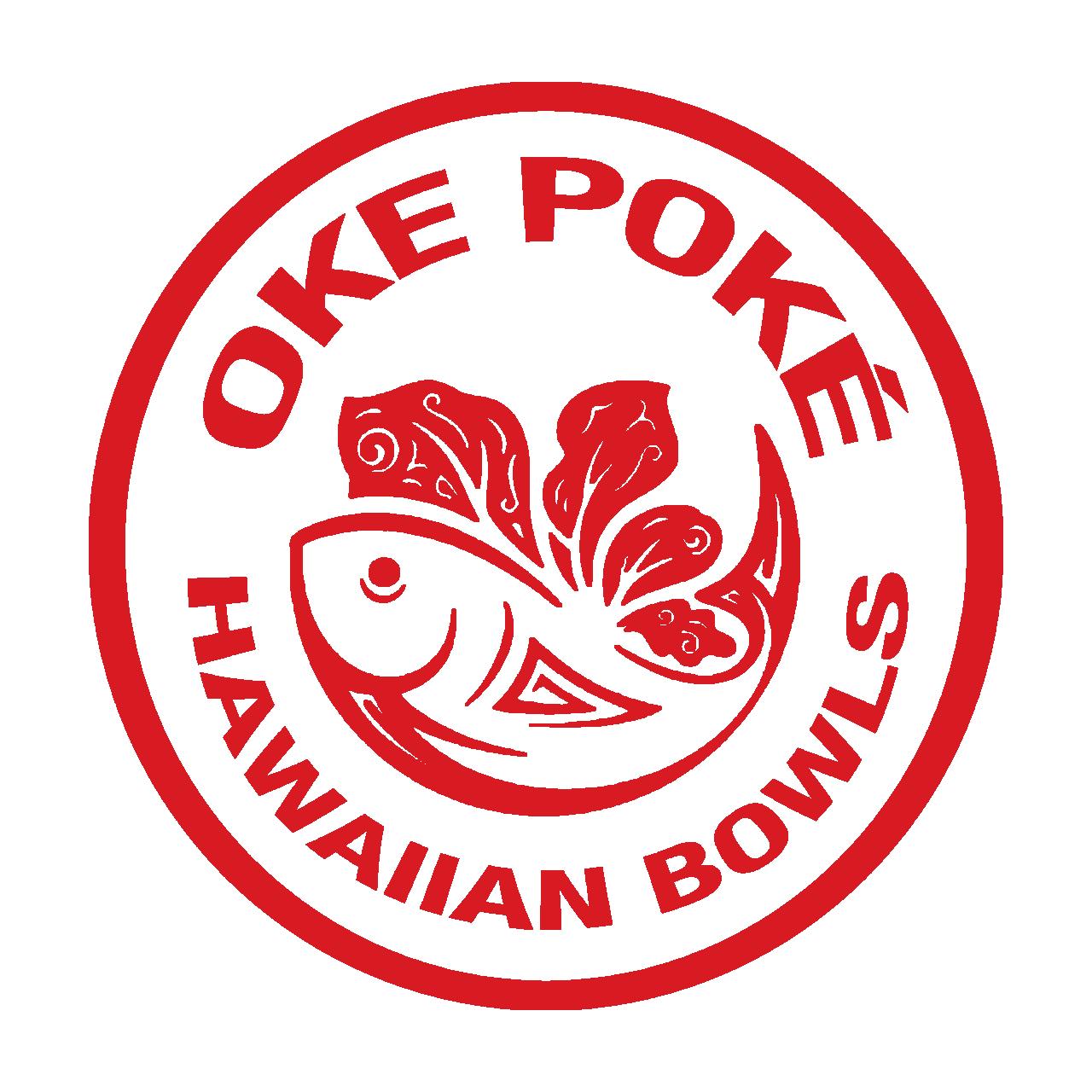 Oke Poké - vendor logo