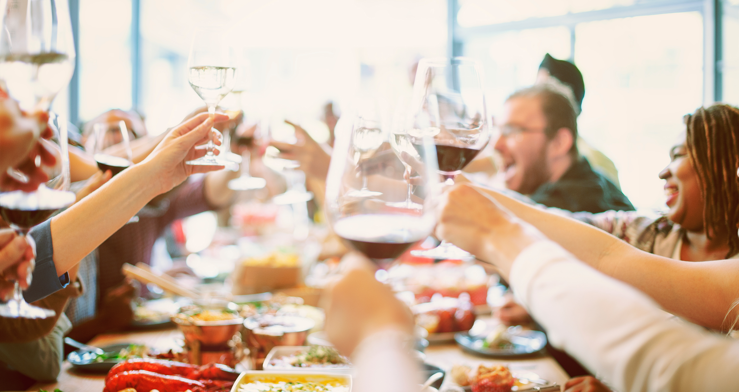 Host your next party
