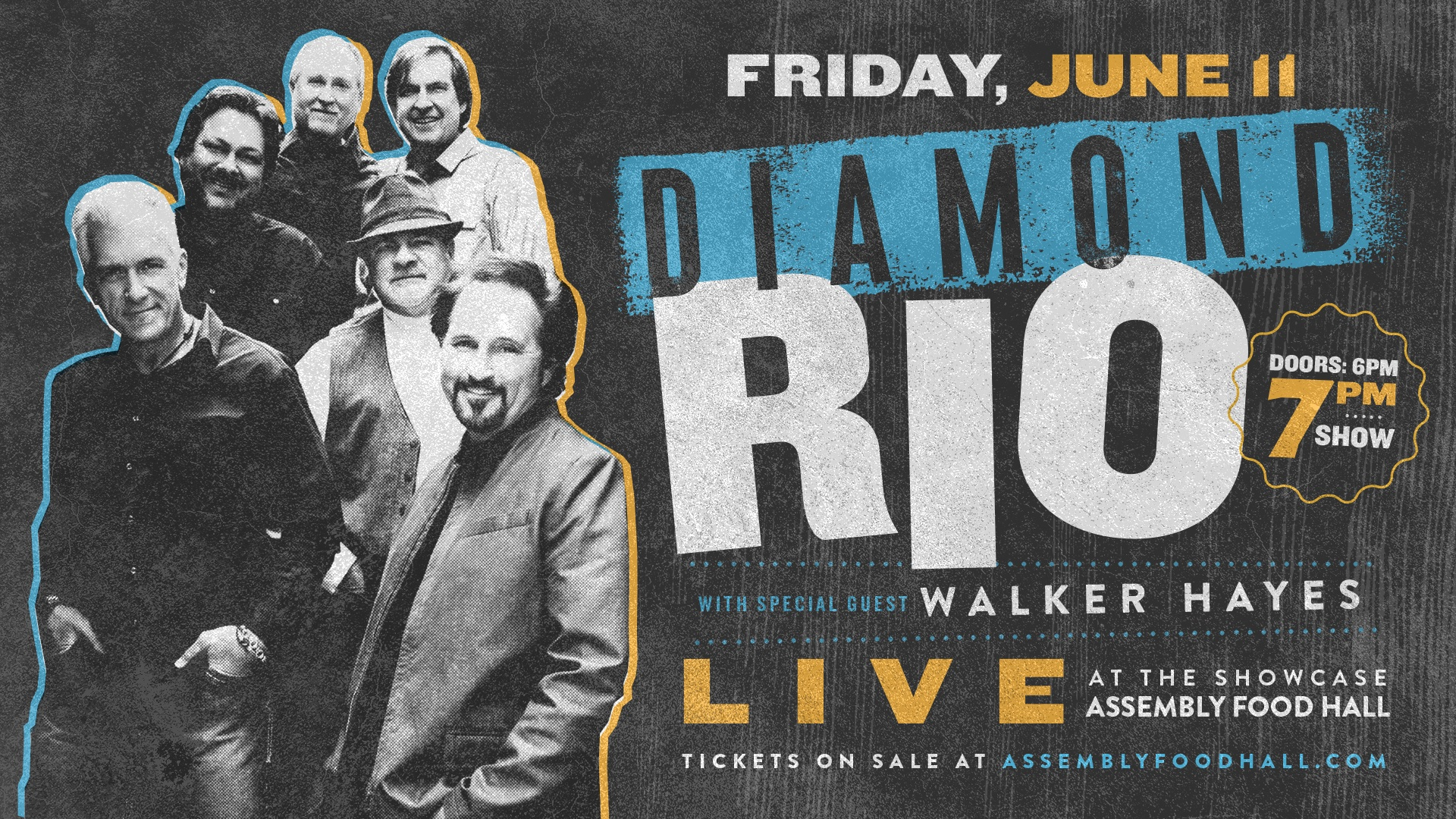 Diamond Rio at Assembly Hall's Grand Opening Celebration - hero