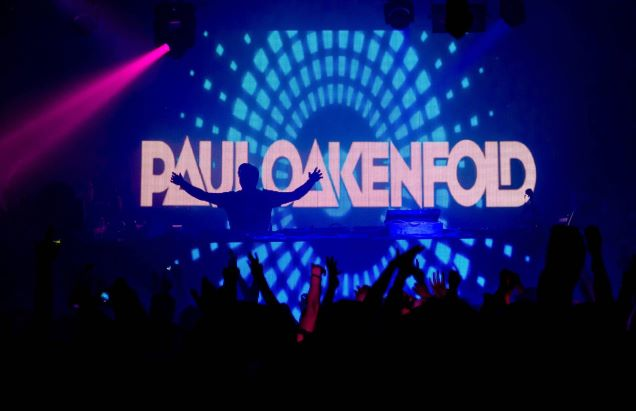 Promo image of Paul Oakenfold on the Rooftop