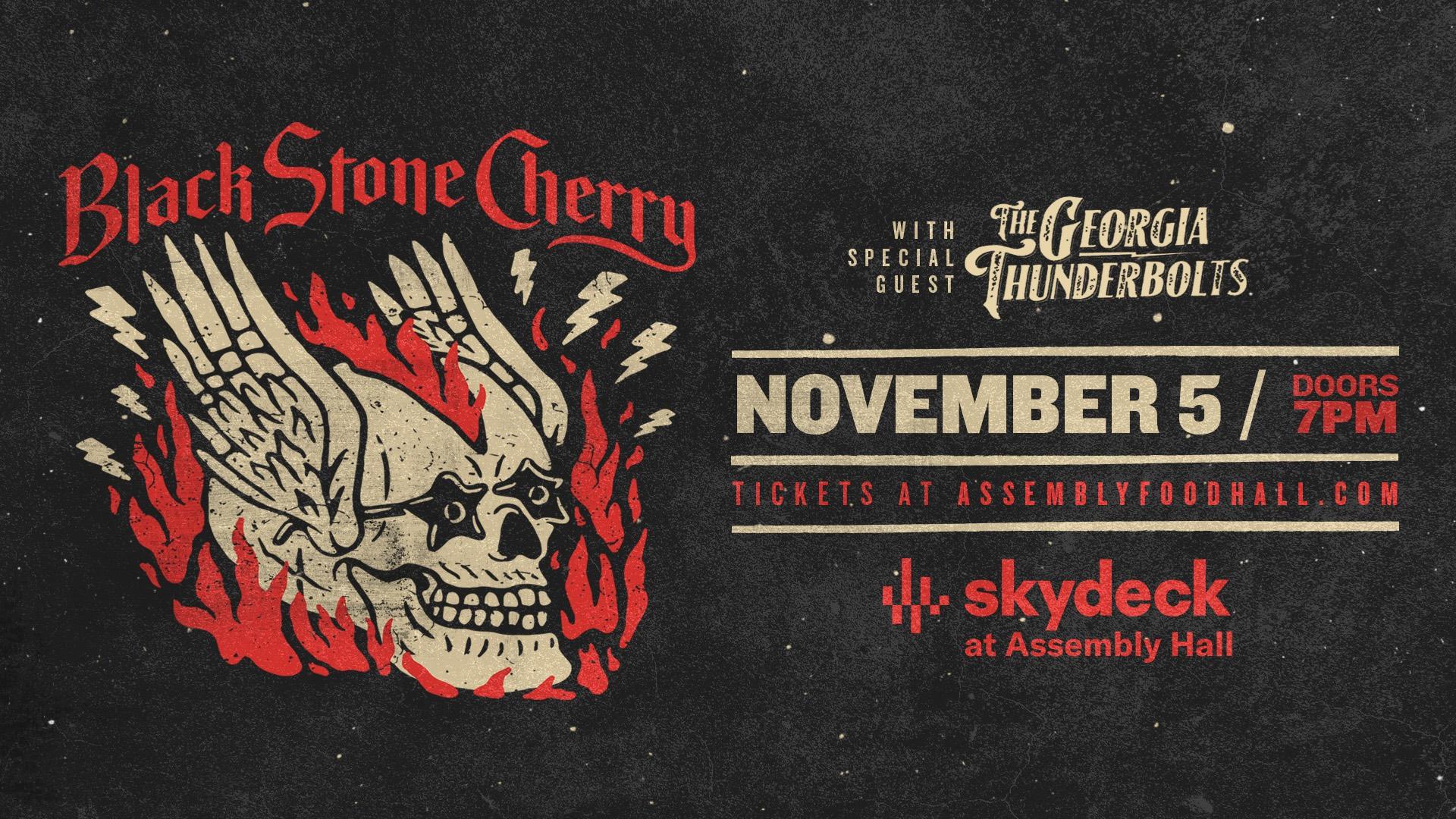 Promo image of Black Stone Cherry on Skydeck