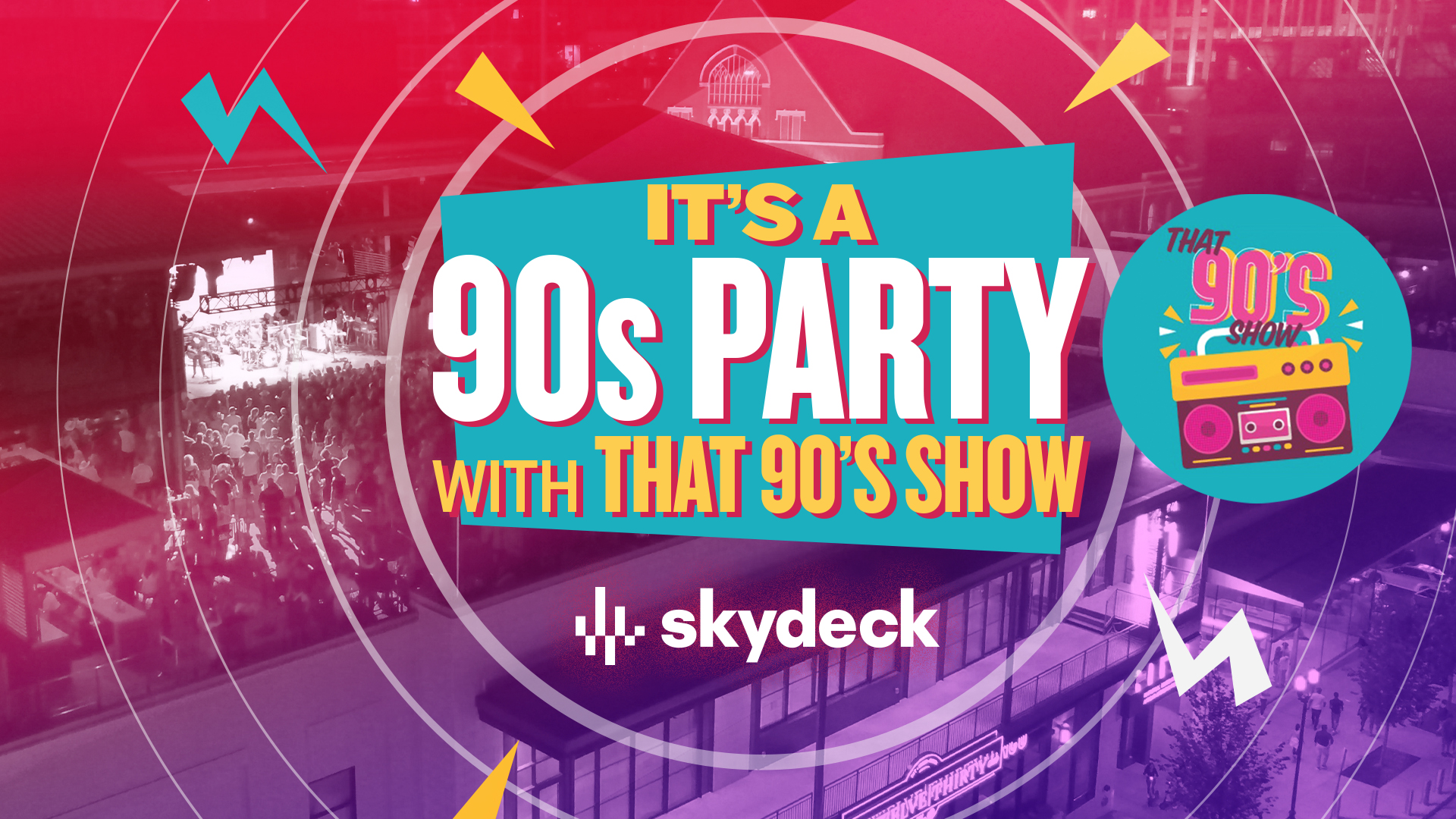Promo image of That 90s Show on Skydeck
